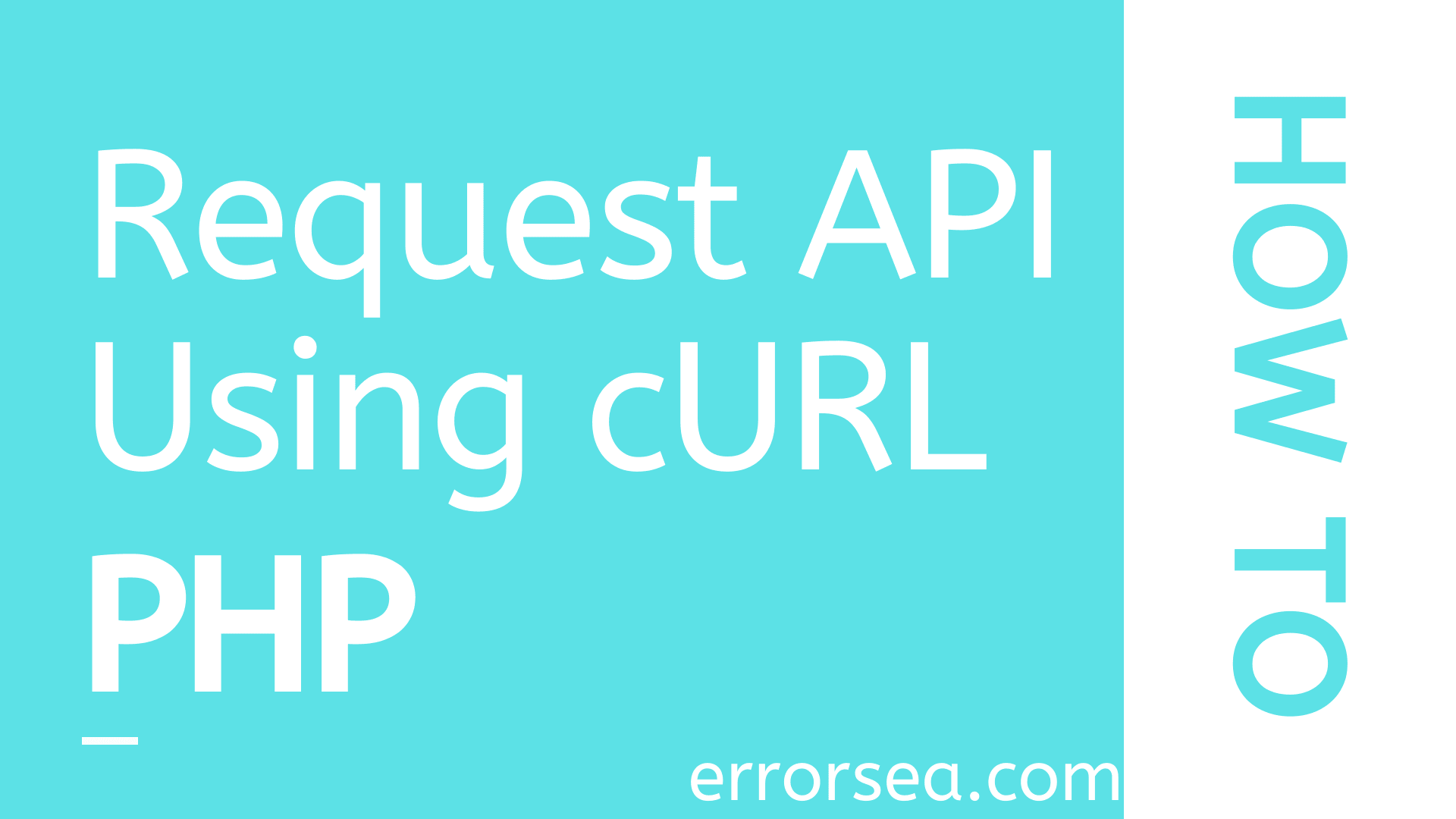 How to Call API in PHP Using Curl